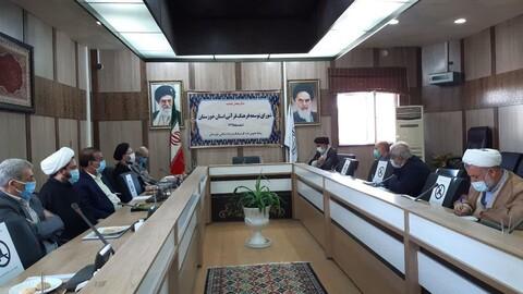 تصاویر/ دومین نشست شورای توسعه فرهنگ قرآنی خوزستان
