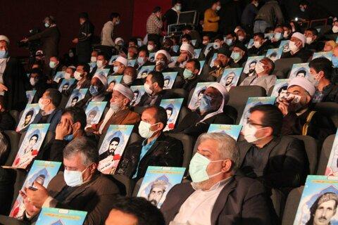 تصاویر/ دهمین پاسداشت ادبیات جهاد و مقاومت با حضور سردار سلامی در سنندج برگزار شد