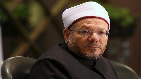 شوقی علام مفتی مصر