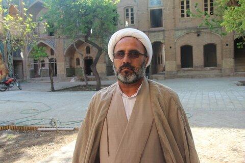 حجت الاسلام مهر آرا قزوین