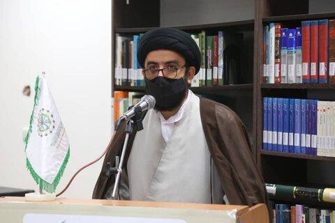 حجت الاسلام سید محمود خسروشاهی