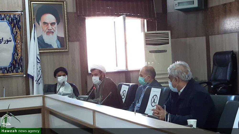 دومین نشست شورای توسعه فرهنگ قرآنی خوزستان برگزار شد+عکس