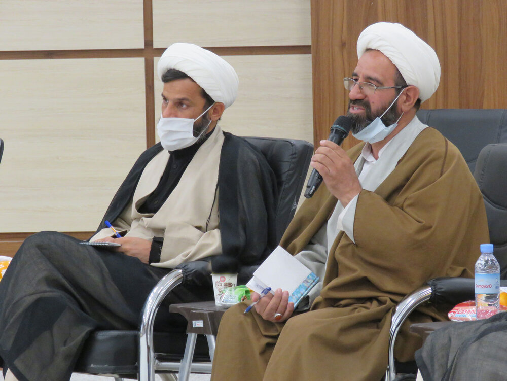 نشست معاونان تهذیب مدارس حوزه علمیه یزد