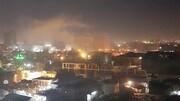 انفجار در مسیر زائران حرم کاظمین (ع) در بغداد