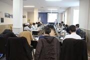 تصاویر / دوره آموزشی اصول و مبانی خبرنویسی طلاب حوزه علمیه قزوین