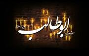 حضرت ابوطالب(ع) در مسیر تبلیغ اسلام استکبارستیزانه عمل میکرد
