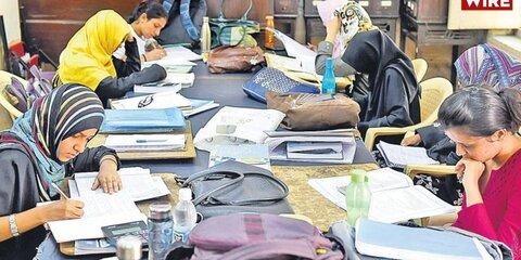 تنها ۳% از دانش آموزان مسلمان به مدارس دهلی راه مییابند