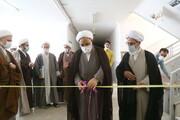 تصاویر/ مراسم افتتاحیه کتابخانه مدرسه علمیه علی بن موسی الرضا (ع)
