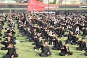 تصاویر/ لاہور حوزہ علمیہ جامعہ عروۃ الوثقیٰمیں یوم شہادت امام موسیٰ کاظم (ع) کی پر عزاداری کا انعقاد