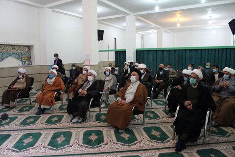 تصاویر/ شصت و سومین گردهمایی ائمه جمعه خراسان شمالی