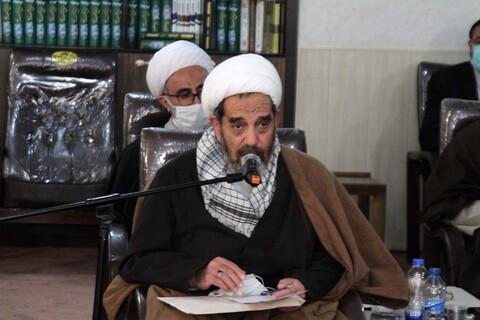 تصاویر / نشست های امروز ائمه جمعه استان همدان