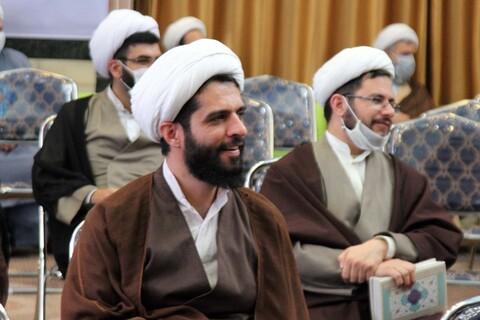 تصاویر/ دیدار ائمه جماعات شهر همدان با نماینده ولی فقیه در استان