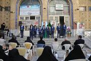 تصاویر/ بزرگداشت سردار شهید گل محمدی فرمانده تفحص شهداء با حضور خانواده شهید