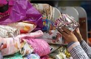 خرید پوشاک برای نیازمندان در آستانهی سال نو