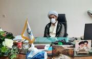 مدیر دفتر شورای سیاستگذاری ائمه جمعه سمنان در پی درگذشت مدیر کل صداوسیما