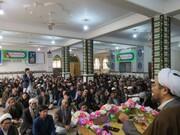 جشن مبعث در مرکز فقهی ائمه اطهار در کابل برگزار شد+ تصاویر