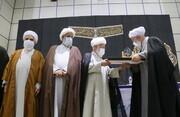 برگزیدگان همایش ابوطالب(ع) تجلیل و مجموعه مقالات رونمایی شد