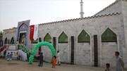 مسجد ساخت ترکیه در پاکستان افتتاح شد