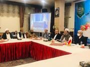 ایران کے سفارت خانے کے زیرا ہتمام تمام مسالک کے جید علمائے کرام کی مشترکہ نشست کا انعقاد/پاکستان میں تمام مسالک کے علماء کرام نے اتحاد امت کے لئے بھرپورکردار ادا کیا ہے، علامہ عارف واحدی