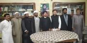 وسیم رضوی کی نازیبا حرکت پر  کل ہند شیعہ مجلس علماء و ذاکرین حیدرآباد کی میٹنگ اور پریس کانفرنس