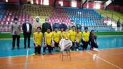 برگزاری مسابقات فوتسال طلاب و روحانیون در یزد+تصاویر