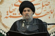 آية الله المدرسي : ليَكن رفع شأن العراق كدولة وكشعب، الهدف الأساس للجميع