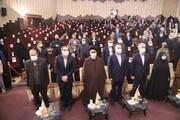تصاویر / همایش بزرگداشت صدمین سالگرد شهادت شیخ محمد خیابانی