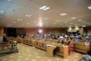تصاویر/ گردهمایی اساتید مدرسه تخصصی فقه امام کاظم (ع)