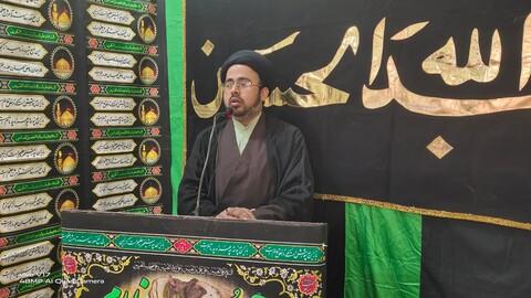 جامعہ امامیہ تنظیم المکاتب میں جلسہ سیرت منعقد: