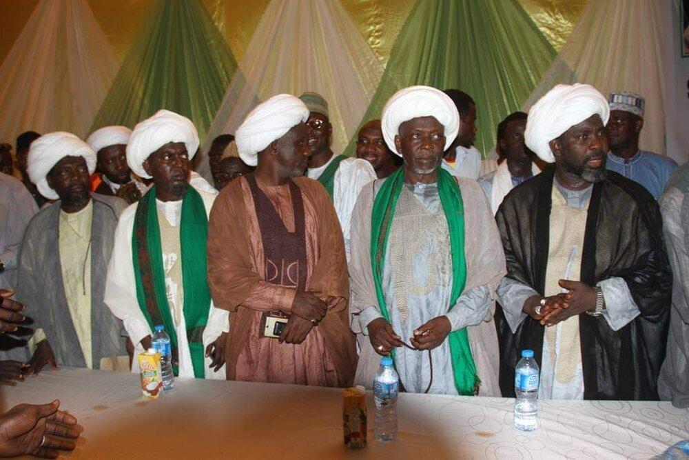 برگزاری گردهمایی شیعیان پایتخت نیجریه در آستانه ماه شعبان +تصاویر