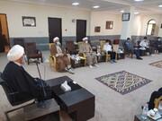 زبان عربی کلید آموزش علوم حوزوی است