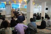 تصاویر/ نشست صمیمی مدیر حوزه علمیه کردستان با اساتید و طلاب مدرسه علمیه امام صادق (ع) بیجار