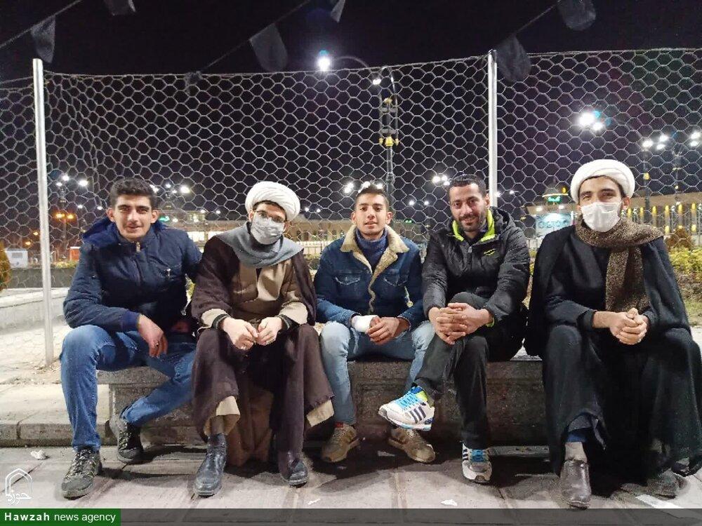 روایت طلابی که منبر خود را به زندان ها و پادگان ها برده اند