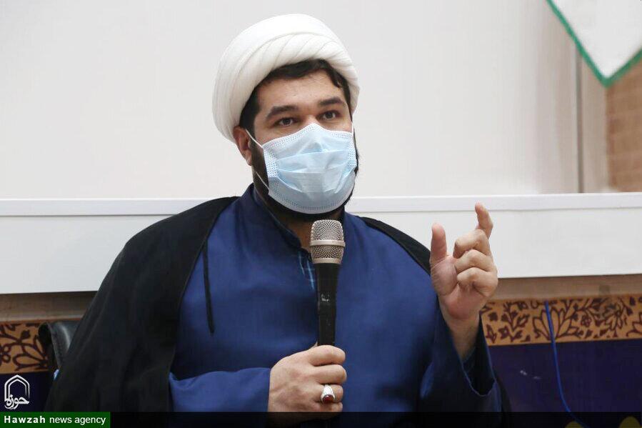 اعلام رضایت پزشکان و پرستاران از حضور جهادی حوزویان خوزستانی در بیمارستانهای کرونایی