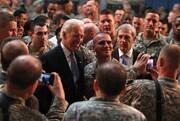 بايدن يكثف التدخل الامريكي في الشرق الاوسط لمنع الحشد الشعبي من القضاء على داعش