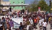 قوات هادي تطلق الرصاص على محتجين على الاوضاع الاقتصادية بحضرموت