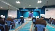 عمران و آبادانی مسجد به ظاهر  نیست