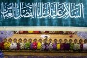 أبو الفضل العباس عليه السلام ونبذة عن حياته وسيرته