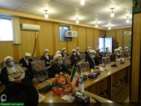 بالصور/ انعقاد ندوة لعلماء الدين في مدينة ماكو شمالي شرق إيران