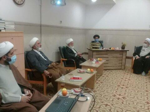 دومین جلسه کمیته شیعه شناسی در حوزه برگزار شد