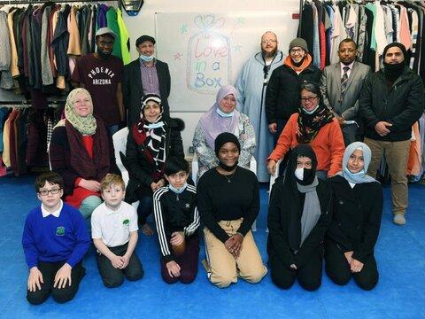 موسسه خیریه اضطراری مسجد جامع لیدز انگلستان دائمی میشود