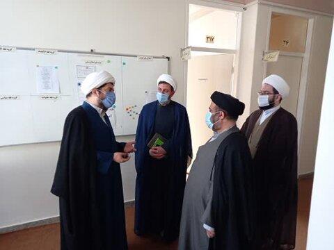 بازدید از موسسه عالی فقه و علوم اسلامی قم