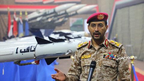 سرتیپ یحیی سریع، سخنگوی نیرو های مسلح یمن
