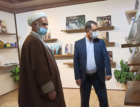 بازدید مدیر حوزه علمیه کرمان از خبرگزاری حوزه