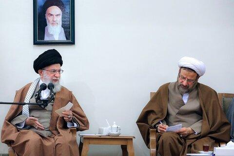 ابقای رئیس و هیأت امنای دفتر تبلیغات اسلامی از سوی رهبر معظم انقلاب