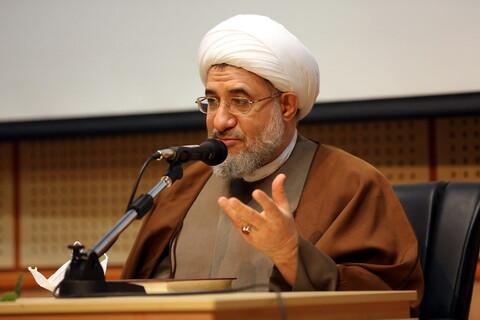 تصاویر/همایش پنجمین سالگرد مطالبه رهبری از تحقق حوزه انقلابی