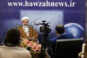 فیلم کامل گفت وگوی حوزه نیوز با مدیر دفتر اجتماعی و سیاسی حوزه در مورد حوزه انقلابی
