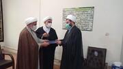 «عزیزبیگی» مدیر مدرسه علمیه الهادی(ع) سرابله شد