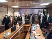 اساتید و چهره های قرآنی حوزوی استان تهران تجلیل شدند