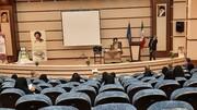 تصاویر/ همایش مدیران و مسئولان مدارس علمیه خواهران استان سمنان